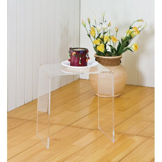 Fox Hill Trading Pure Décor 3 Piece Nesting Table Set