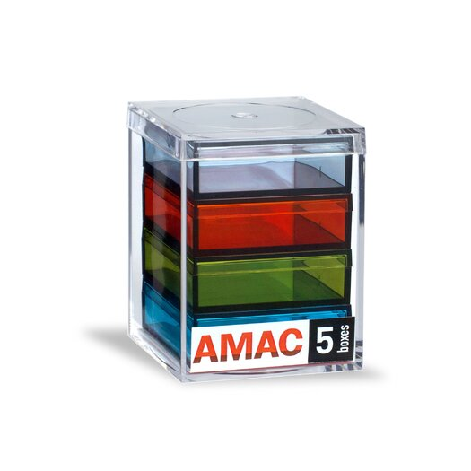 AMAC Chroma 760 5-Piece Container Assortment