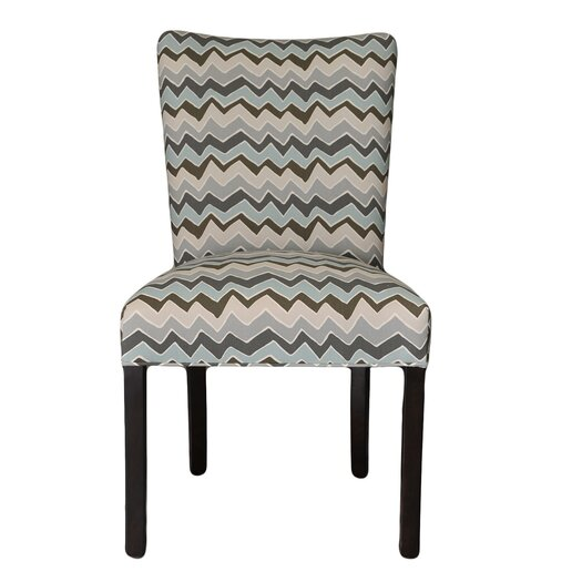 Sole Designs Denton Cotton Parson Chair