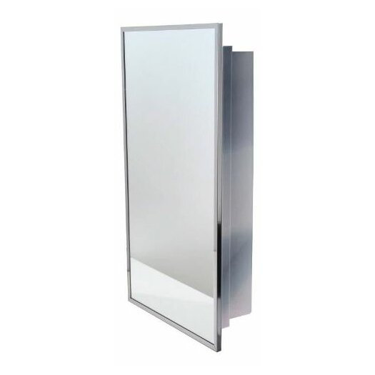 "Frost Products 16"" x 30"" Medicine Cabinet"