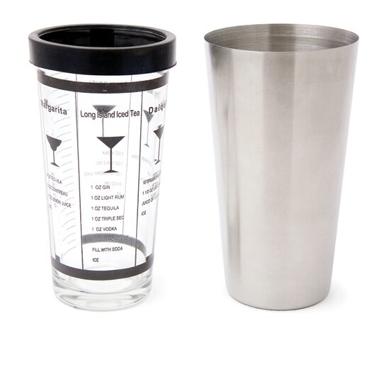 Cuisinox 2 Piece 17 oz. Cocktail Shaker Set