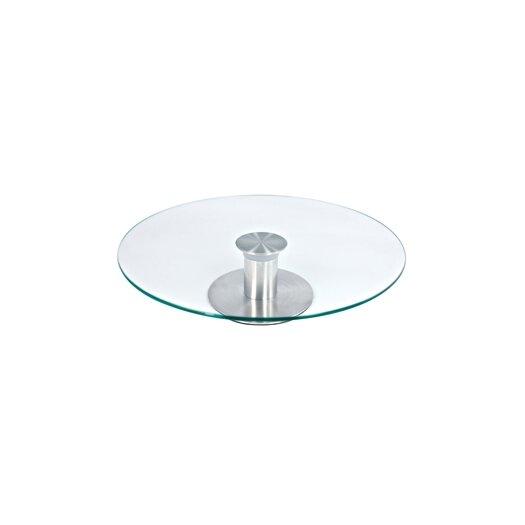 Cuisinox Pedestal Glass Cake Stand