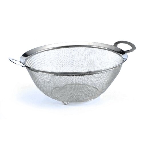 """Cuisinox 10"""" Footed Mesh Strainer"""