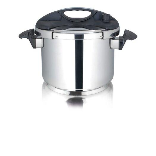 Cuisinox Deluxe 10.6-Quart Pressure Cooker