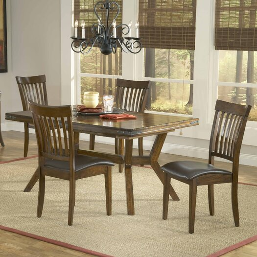 Hillsdale Furniture Arbor Hill 5 Piece Dining Set