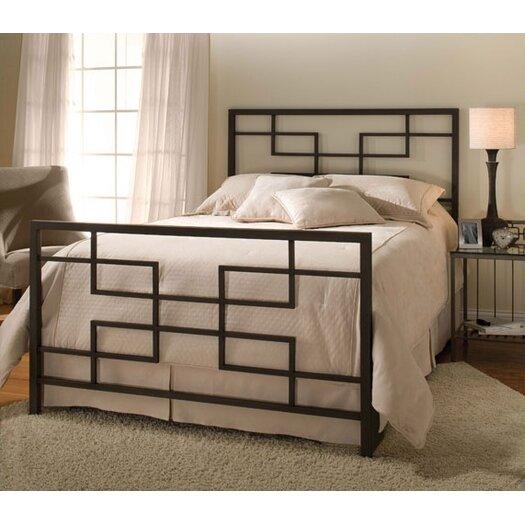 Hillsdale Furniture Terrace Metal Bed