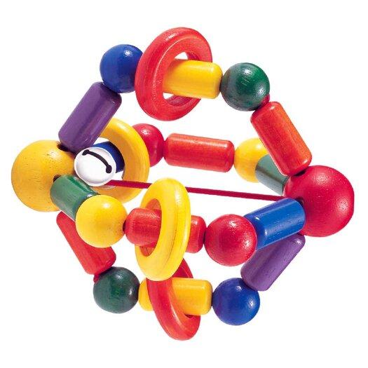Wonderworld Twist 'N' Roll Beaded Squeeze Toy