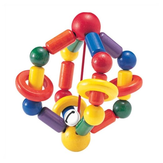 Wonderworld Twist 'N' Roll Beaded Squeeze Toy