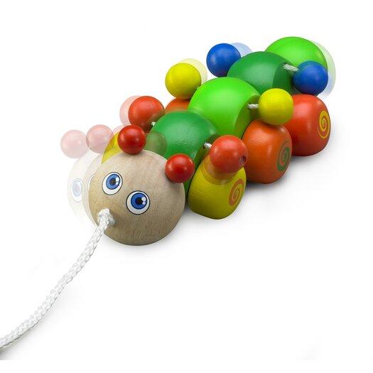 Wonderworld Chubby Cater Pull Toy