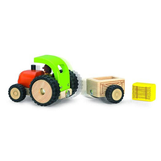 Wonderworld Mini Tractor