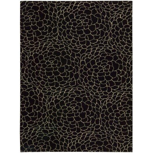 Calvin Klein Home Rug Collection Loom Select Black Rug