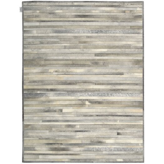 Calvin Klein Home Rug Collection Prairie Silver Area Rug