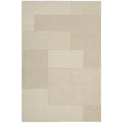 Calvin Klein Home Rug Collection Bowery Bone Step Rug
