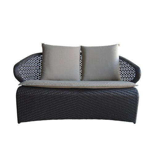 100 Essentials Exotica Loveseat with Cushions