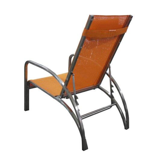 100 Essentials Siesta Lounge Chair with Cushion
