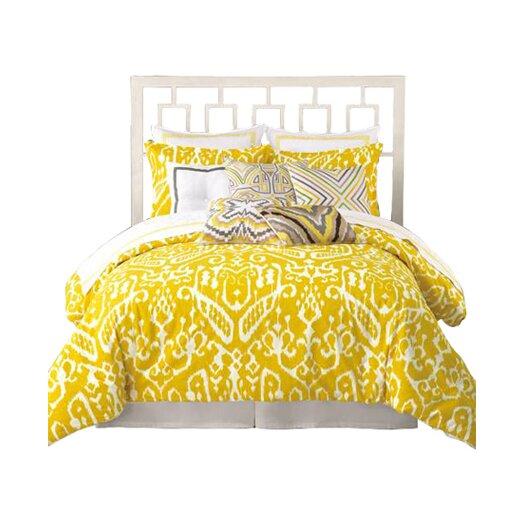 Trina Turk Residential Ikat 3 Piece Comforter Set