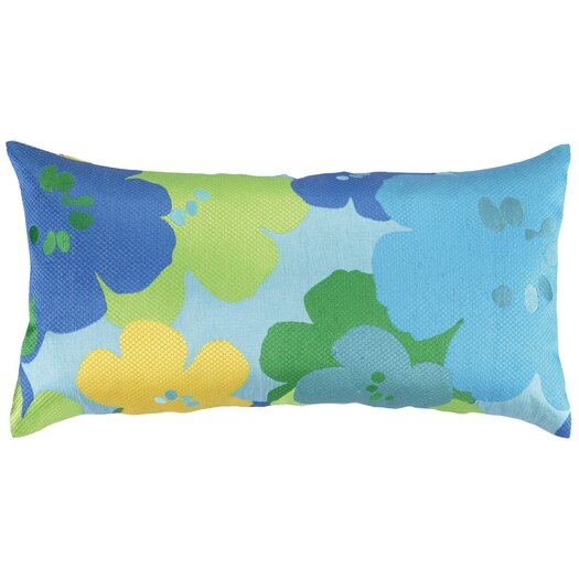 Trina Turk Residential Floral Pillow