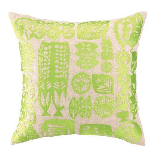 Trina Turk Residential Manteca Linen Throw Pillow