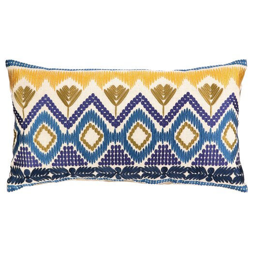 Trina Turk Residential Anza Embroidered Pillow