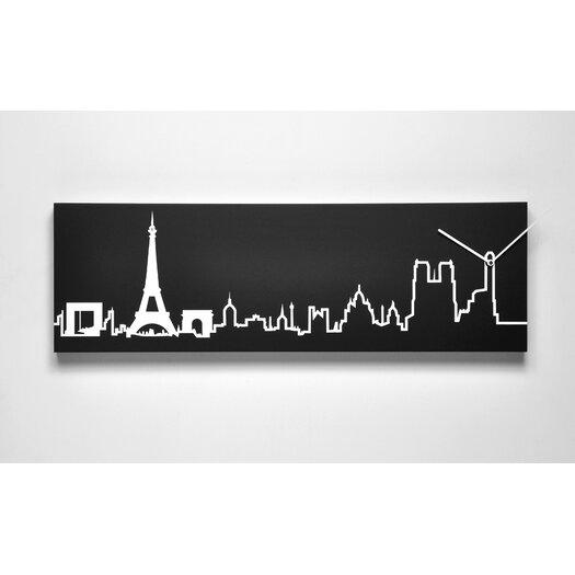 Progetti Skyline Wall Clock