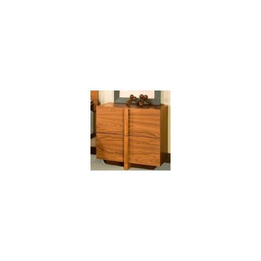 Tucker Furniture Max 2 Drawer Nightstand