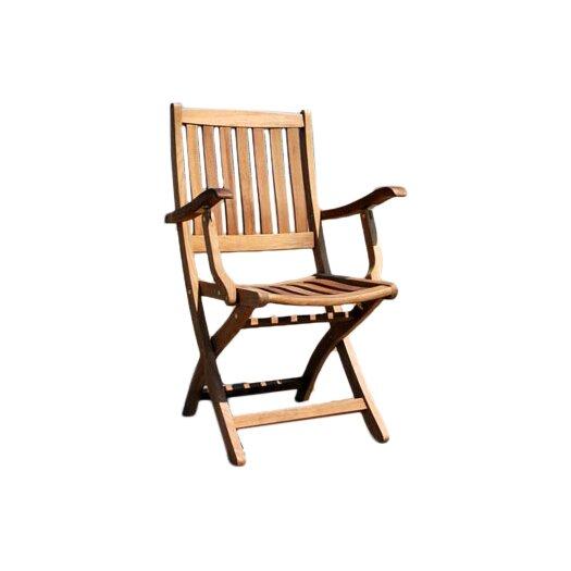 Regal Teak Providence Arm Chair