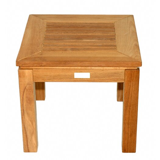 Regal Teak End Table