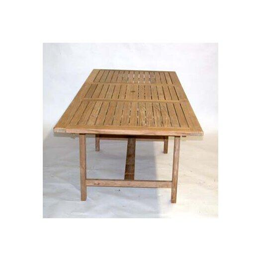 Regal Teak Extension Dining Table
