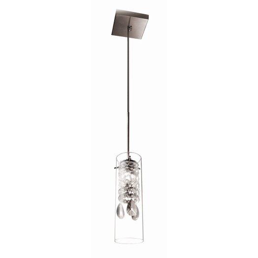 Bazz Glam 1 Light Mini Pendant
