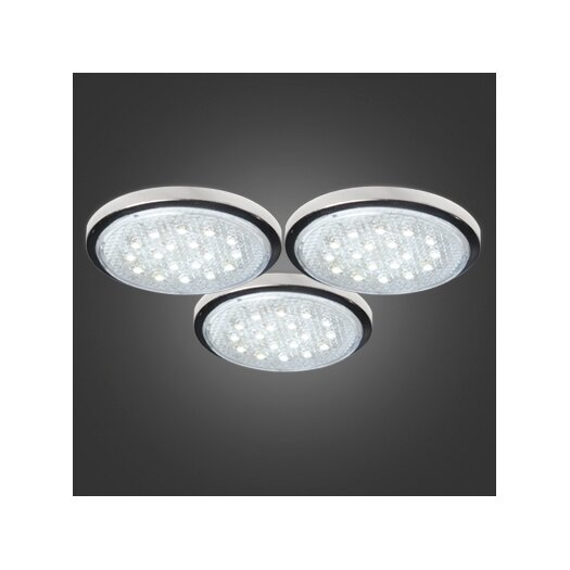 Bazz LED Under Cabinet Puck Light
