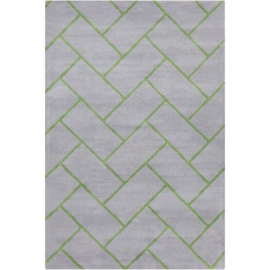 Filament  LLC Cinzia Grey Geometric Area Rug