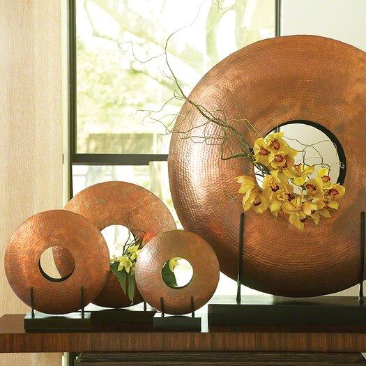 Global Views Disc Vase