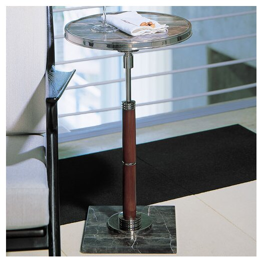 Global Views Deco End Table