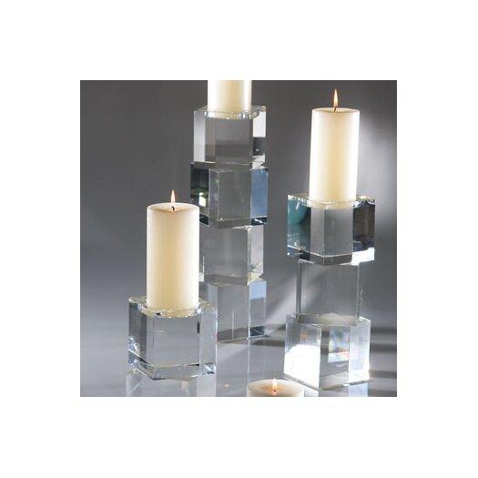Global Views Escalier Pillar Candlestick