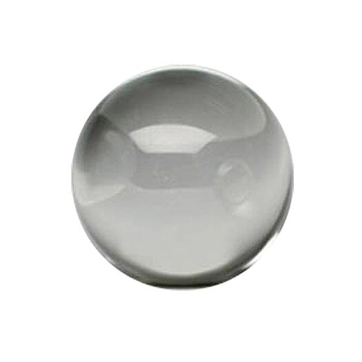 Global Views Crystal Sphere Decorative Accent Sculpture