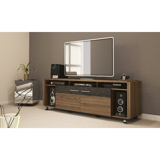 "Manhattan Comfort Grand 74"" TV Stand"