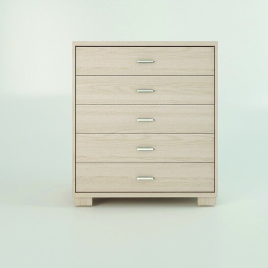 Manhattan Comfort Astor 5 Drawer Dresser
