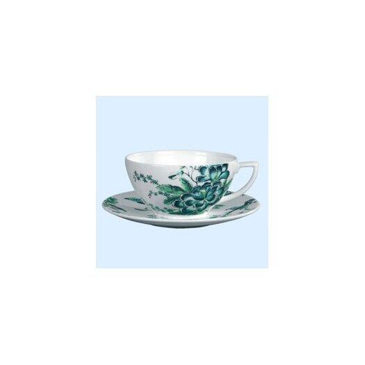Jasper Conran Chinoiserie White Tea Saucer