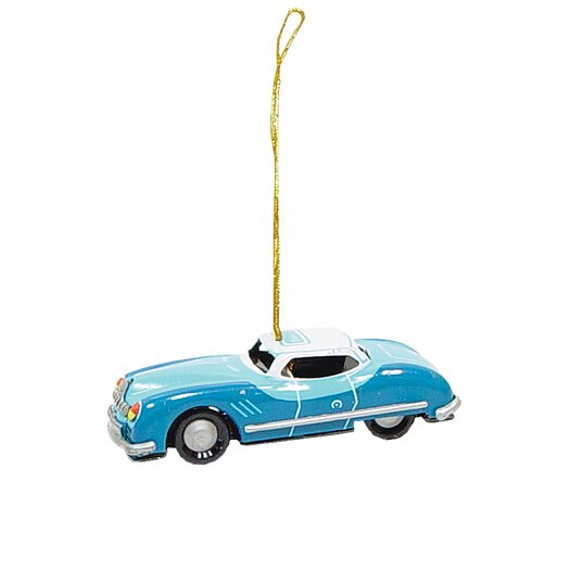 Alexander Taron Tin Car Ornament