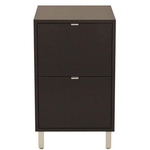 Urbangreen Furniture High Line 2-Drawer File Cabinet