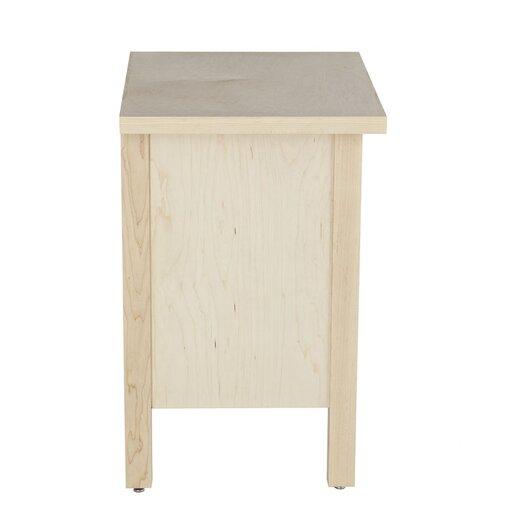 Urbangreen Furniture Hudson 1 Drawer Nightstand