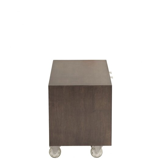 Urbangreen Furniture Double Multimedia Cube on Casters with Doors
