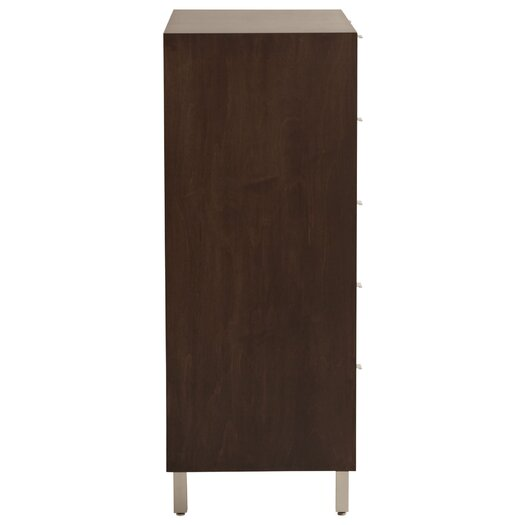 Urbangreen Furniture High Line 5 Drawer Chest