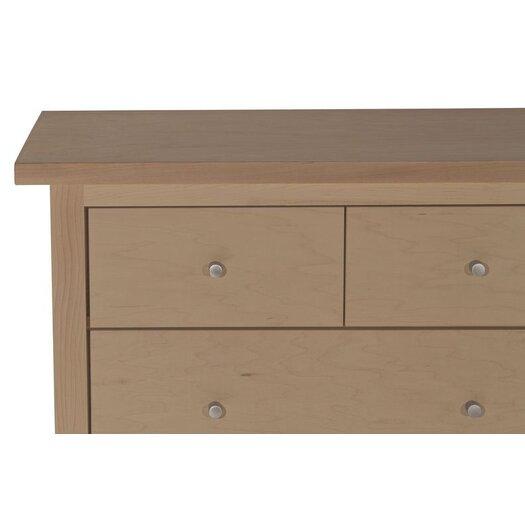 Urbangreen Furniture Hudson 7 Drawer Dresser