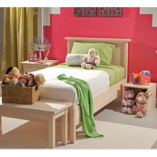 Urbangreen Furniture Hudson Panel Bed
