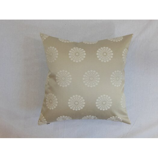 The Pillow Collection Flix Geometric Pillow