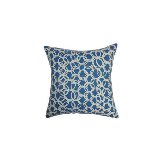 The Pillow Collection Makani Geometric Pillow
