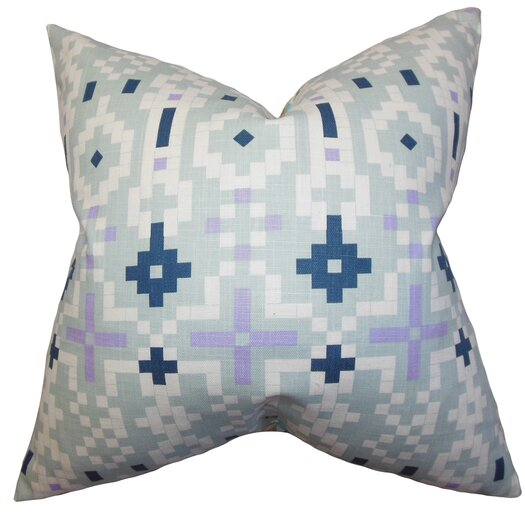 The Pillow Collection Eleni Geometric Pillow