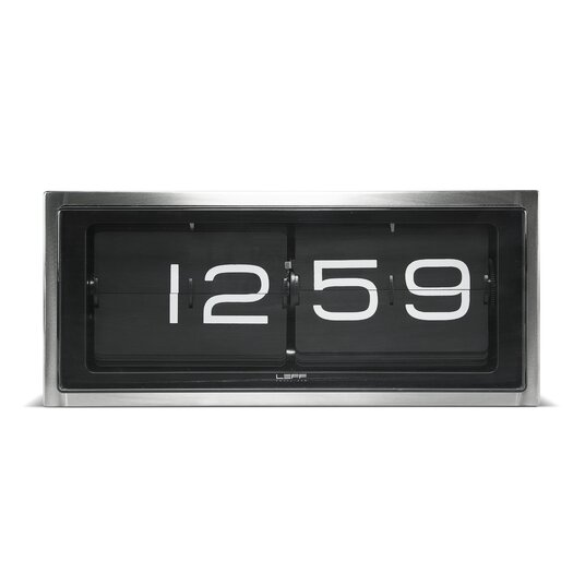 Leff Amsterdam Brick Wall Clock