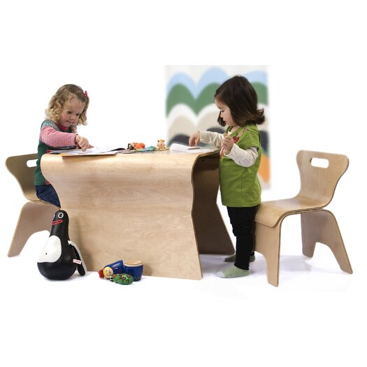 bloom Otto Kids Table and Chair Set